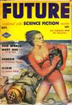 Future Fiction, September 1951