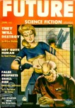 Future Fiction, January 1952