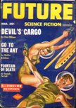Future Fiction, March 1952