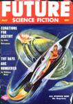 Future Fiction, May 1952