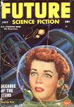 Future Scoence Fiction, July 1952