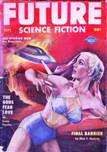 Future Fiction, September 1952