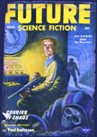 Future Fiction, March 1953