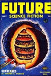 Future Fiction, July 1953