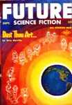 Future Fiction, September 1953