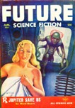 Future Fiction, January 1954