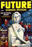 Future Fiction, March 1954