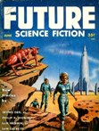 Future Fiction, June 1954
