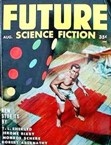 Future Fiction, August 1954