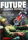 Future Fiction, October 1954