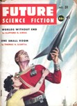Future Fiction, Winter 1956