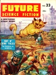 Future Fiction, Summer 1957