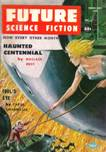 Future Fiction, February 1958