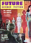 Future Fiction, April 1958