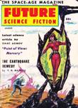 Future Fiction, August 1958