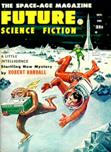 Future Fiction, October 1958