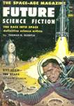 Future Fiction, December 1958