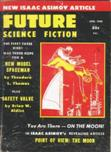 Future Fiction, August 1959
