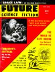 Future Fiction, October 1959