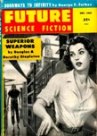Future Fiction, December 1959