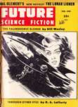 Future Fiction, February 1960