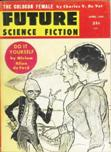 Future Fiction, April 1960