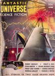 Fantastic Universe, October 1954