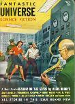 Fantastic Universe, November 1954