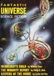 Fantastic Universe, January 1956