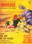 Fantastic Universe, April 1956