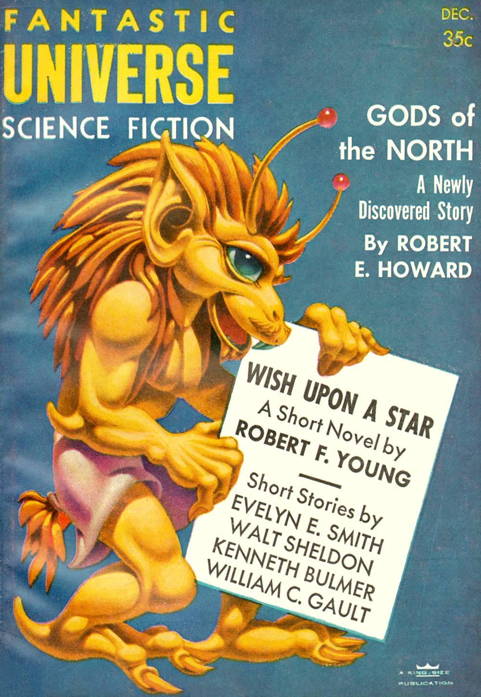 Fantastic Universe, December 1956