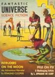 Fantastic Universe, April 1957