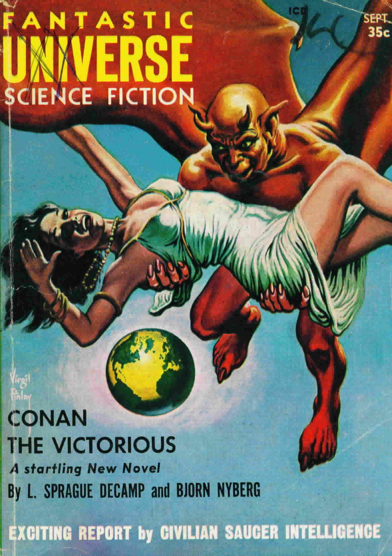 Fantastic Universe, Sep 1957