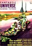 Fantastic Universe, October 1957