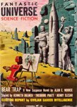 Fantastic Universe, December 1957