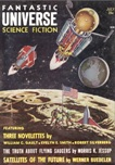 Fantastic Universe, July 1958