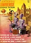 Fantastic Universe, August 1958