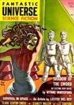 Fantastic Universe, October 1958