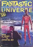 Fantastic Universe, March 1960