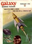 Galaxy, February 1952