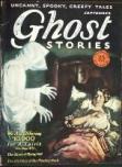 Ghost Stories, September 1926