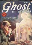 Ghost Stories, April 1927