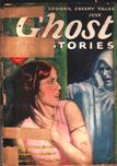 Ghost Stories, July 1927