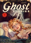 Ghost Stories, January 1928