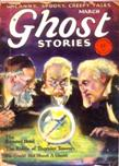 Ghost Stories, March 1928