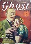 Ghost Stories, August 1928