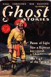Ghost Stories, September 1928