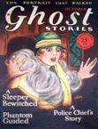 Ghost Stories, October 1928