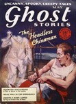 Ghost Stories, May 1929