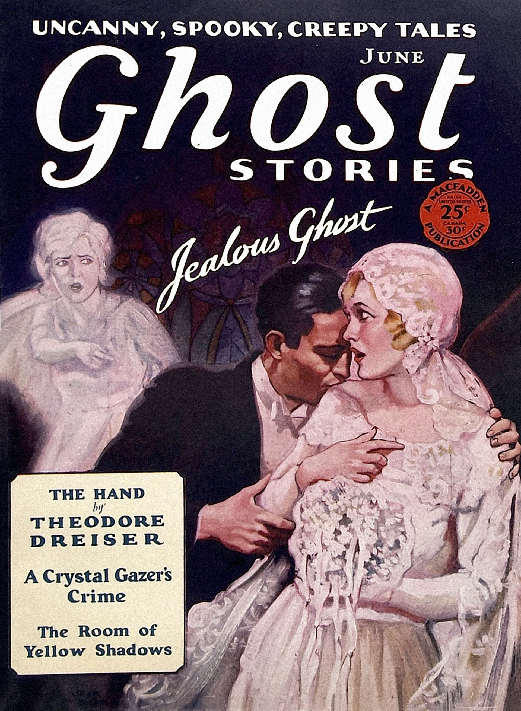 Ghost Stories, June 1929